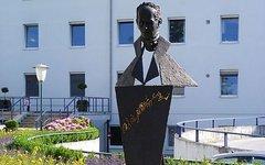 Памятник Кристиану Доплеру. Фото Luckyprof с сайта wikimedia.org