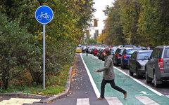 Пешеходный переход © KM.RU, Илья Шабардин