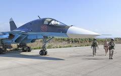 Су-34. Фото с сайта mil.ru