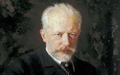 П. И. Чайковский. Фото с сайта wikipedia.org