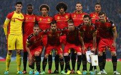 Сборная Бельгии по футболу. Фото с сайта championat.com