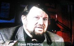 Ефим Резников. Кадр из фильма «Легенда «Маленькой Веры»