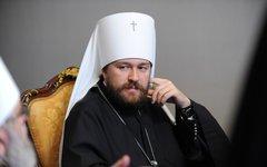 Митрополит Волоколамский Иларион. Фото с сайта mospat.ru