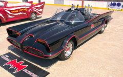 Бэтмобиль. Фото Jennifer Graylock/Ford Motor Company