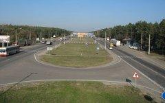 Выезд из Воронежа по трассе «Дон». Фото Insider с сайта wikimedia.org