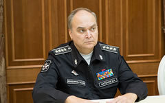 Анатолий Антонов. Фото с сайта mil.ru
