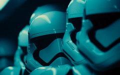 Кадр из фильма «Звездные войны. Эпизод VII: Пробуждение силы»