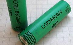 Литий-ионный аккумулятор, цилиндрический. Фото Lead holder с сайта wikimedia.org