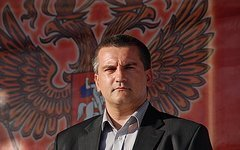 Сергей Аксенов. Фото с сайта savecrimea.org