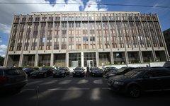 Здание Совета Федерации © KM.RU, Алексей Белкин