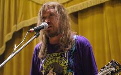 Егор Летов. Фото с сайта gr-oborona.ru