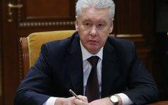 Сергей Собянин © РИА Новости, Екатерина Штукина