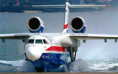 «Бе-200». Фото с сайта aviaport.ru