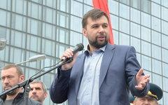 Денис Пушилин. Фото с сайта wikipedia.org