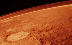 Атмосфера Марса. Фото с сайта wikimedia.org