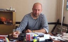 Сергей Мельничук. Стопкадр с видео в YouTube