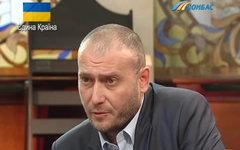 Дмитрий Ярош. Стоп-кадр телеканала «Донбасс»