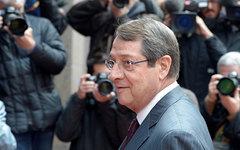 Никос Анастазиадис. Фото с сайта cyplive.com
