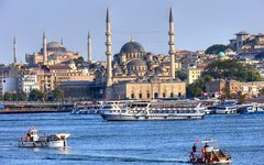 Стамбул. Фото с сайта travel.ru