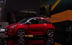 Opel Adam © KM.RU, Кирилл Дуболев