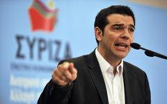 Алексис Ципрас. Фото с сайта syriza.gr