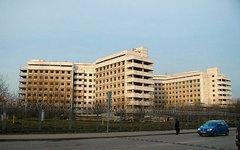Здание Ховринской больницы. Фото Munroe с сайта wikipedia.org