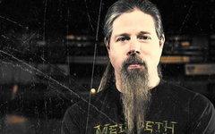 Крис Адлер. Фото с офстраницы Megadeth в Facebook