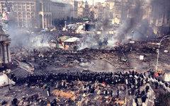 Киев в 2014 году. Фото с сайта nedelya-ua.com
