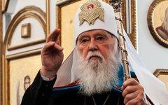 Предстоятель украинской церкви Филарет. Фото с сайта pravnovosti.ru