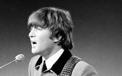 Джон Леннон. Фото с сайта wikipedia.org