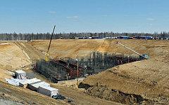 Строительство космодрома Восточный. Фото с сайта kremlin.ru