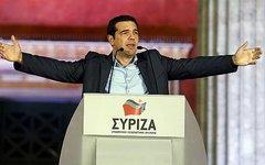 Фото с сайта syriza.gr
