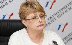 Людмила Лубина. Фото с сайта crimea.gov.ru