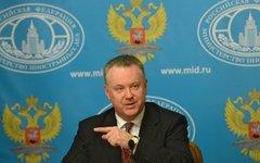 Александр Лукашевич © РИА Новости, Кирилл Каллиников