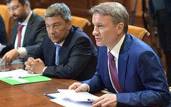 Герман Греф © РИА Новости, Александр Астафьев