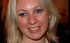 Мария Захарова. Фото с личной страницы в Facebok
