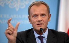 Дональд Туск. Фото с сайта belaruspartisan.org