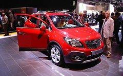 Opel Mokka. Фото Mieguy с сайта wikimedia.org