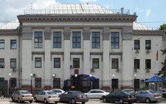 Посольство России в Киеве. Фото с сайта dic.academic.ru