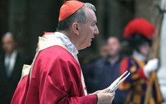 Кардинал Пьетро Паролин. Фото с сайта wikimedia.org