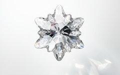 Кристалл коллекции «Эдельвейс». Фото с сайта crystals.swarovski.com