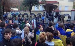 Фото со страницы «Громадська варта Харьков» в Facebook