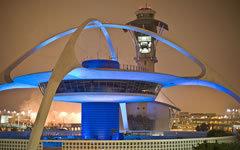 Международный аэропорт Лос-Анджелес. Фото с сайта wikipedia.org