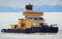 Единственный в мире научный ледокол «Оден». Фото с сайта tpu.ru