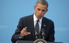 Барак Обама © РИА Новости, Сергей Гунеев