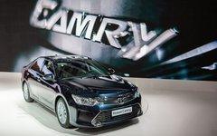 Toyota Camry © KM.RU, Кирилл Дуболев