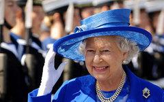 Королева Елизавета II. Фото с сайта peoples.ru