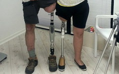 Фото: Carol Millar / Osseointegration Amputee Support Group