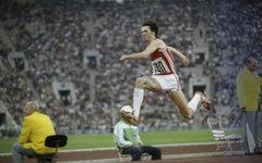 Яак Уудмяэ на Олимпийских играх 1980 года © РИА Новости