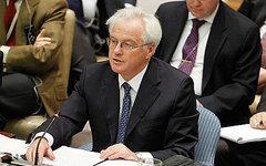 Виталий Чуркин. Фото с сайта un.org